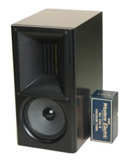 Crescendo Ribbon Horn Speaker