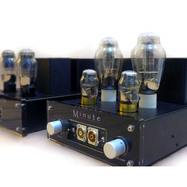 Minute 300B S E T  Amplifier (fully assembled)