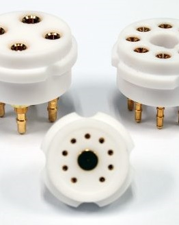 Tube sockets